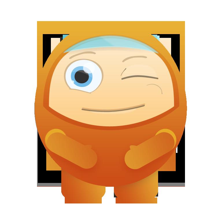 mascot_wink_dark